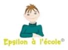 Logo de Epsilon à l'Ecole