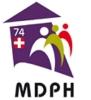 Logo de la Maison Départementale des Personnes Handicapées de Haute-Savoie