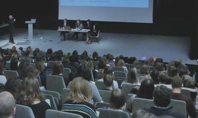 Formation publique OVA France avec Peter Beddow en 2018